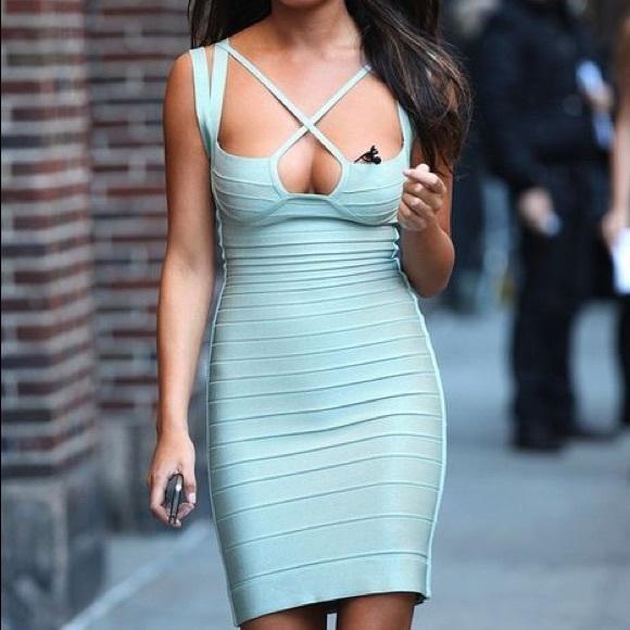 Herve Leger Dresses & Skirts - Herve Leger AUTHENTIC dress